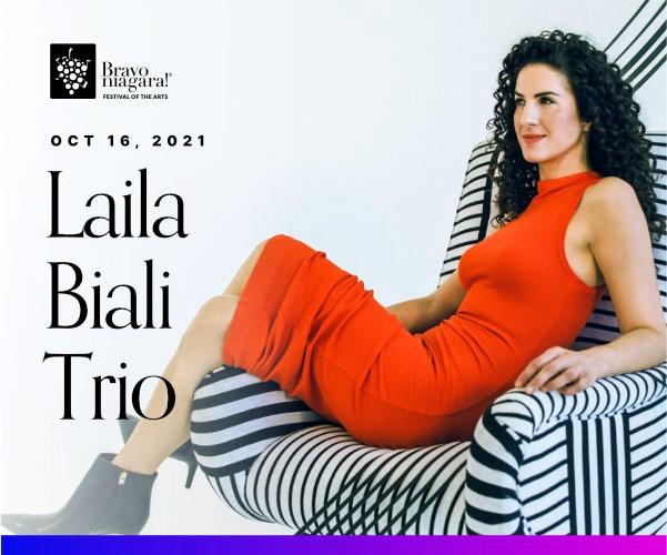 Laila Biali Trio show image