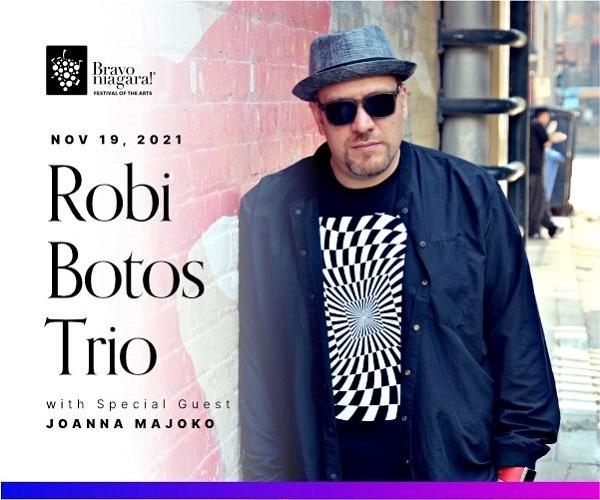 Robi Botos Trio live